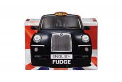London Taxi Vanilla Fudge Carton