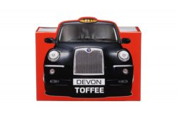 London Taxi Devon Toffee Carton