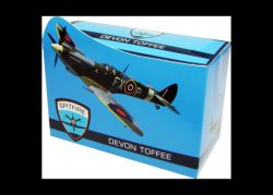 Spitfire Devon Toffee Carton