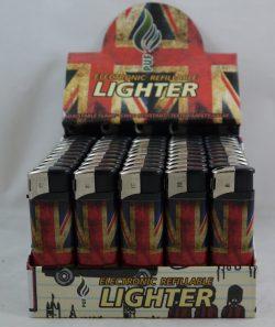 UNION JACK LIGHTERS