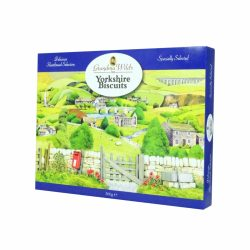 YORKSHIRE SHORTBREAD BOX 300g