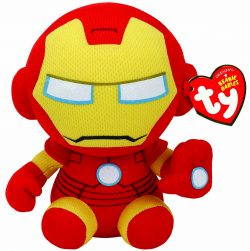 TY BEANIE IRON MAN – MARVEL