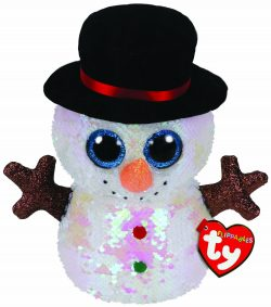 TY FLIPPABLE BUDDY – MELTY SNOWMAN