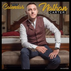 Nathan Carter Legends 12″ 2020 Calendar