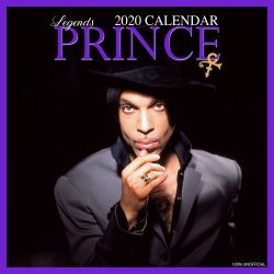 Prince  12″ 2020 Calendar