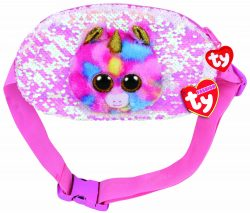 FANTASIA UNICORN BELT BAG – SEQUINED