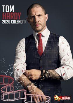 Tom Hardy A3 Calendar 2020