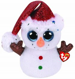 TY XL BOO – FLURRY THE SNOWMAN 45cm