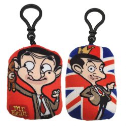 MR BEAN PLUSH SOUND KEYRING