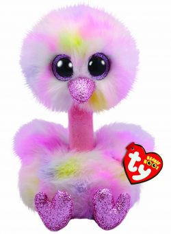 TY XL BOO – AVERY OSTRICH