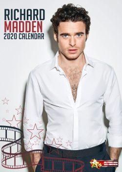 Richard Madden  (Bodyguard) A3 Calendar 2020