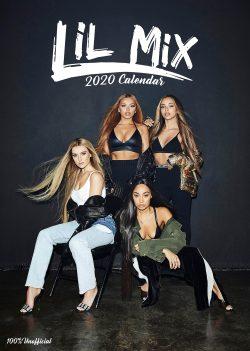 Little Mix A3 Calendar 2020