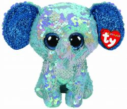 TY FLIPPABLE BUDDY – STUART ELEPHANT