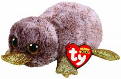 TY BEANIE BOO – PERRY BROWN PLATYPUS