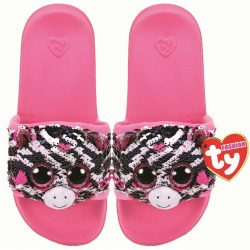ZOEY – POOL SLIDES SEQUIN – MED