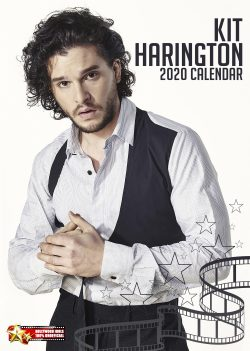 Kit Harrington A3 Calendar 2020