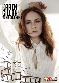 Karen Gillan  (Jumanji /Avengers) A3 Calendar 2020