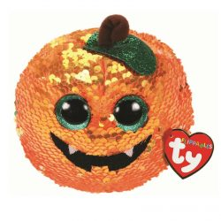 TY FLIPPABLE BEANIE – SEEDS PUMPKIN
