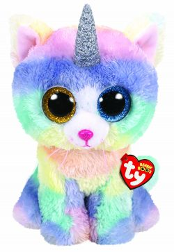 TY XL BOO – HEATHER CAT