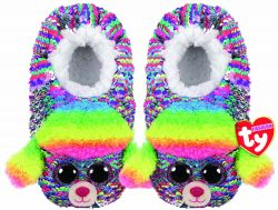 RAINBOW – SLIPPERS SEQUIN – MED