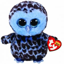TY BEANIE BOOS – YAGO OWL