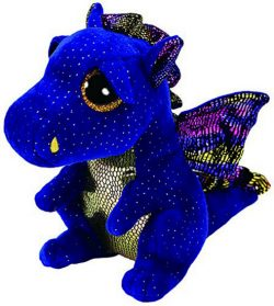 TY  BOO BUDDY  – SAFFIRE DRAGON
