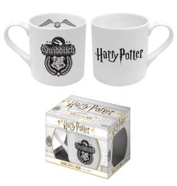 HARRY POTTER (QUIDDITCH) BONE CHINA MUG
