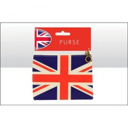 Union Jack Zip Purse