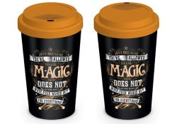 HARRY POTTER (MAGIC) TRAVEL MUG