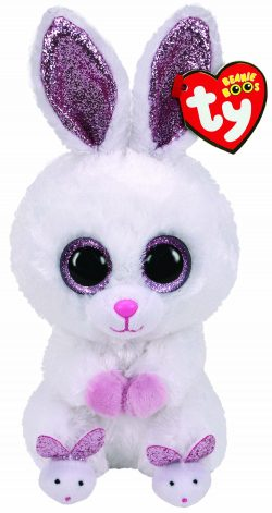 TY BEANIE BOOS – SLIPPERS RABBIT