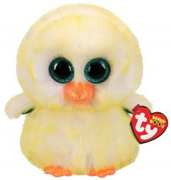 TY BOO BUDDY – LEMON DROP CHICK