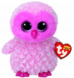 TY BOO BUDDY – TWIGGY THE OWL