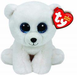 TY BEANIE BABIE – ARCTIC POLAR BEAR