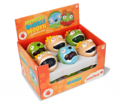 Squeezy Monster Bubble Mouths