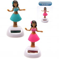 Hula Girl Solar Pal