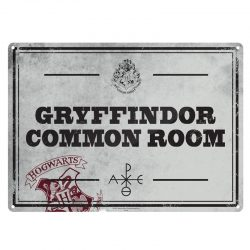 Tin Sign Small – Harry Potter (Common Room)