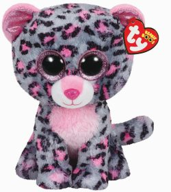 TY BOO BUDDY – TASHA THE LEOPARD