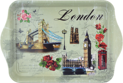 Tin Tray – Floral London
