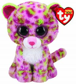TY BEANIE BOO – LAINEY LEOPARD
