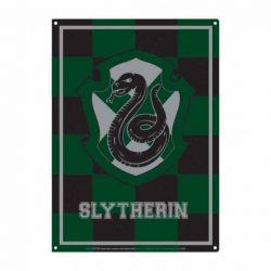 Tin Sign Small – Harry Potter (Slytherin)