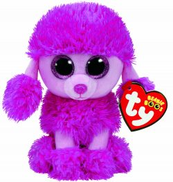 TY BEANIE BOO – PATSY THE POODLE
