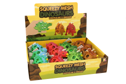 Squeezy Mesh Dinosaurs