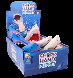 Shark Hand Puppets