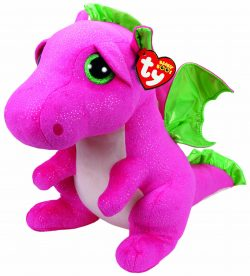 TY XL BOO –  DARLA THE DRAGON