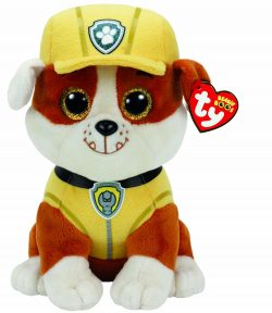 TY BUDDY – PAW PATROL – RUBBLE
