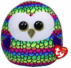 TY Owen Owl Squish 12″