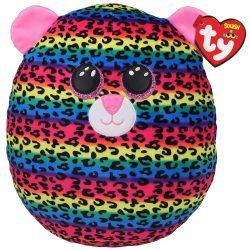 TY Dotty Leopard Squish 12″