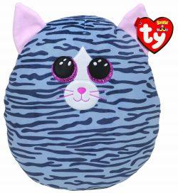 TY Kiki Cat Squish 12″